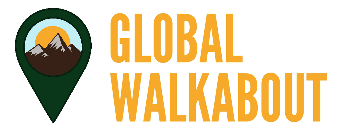 Global Walkabout Scratch Off Maps